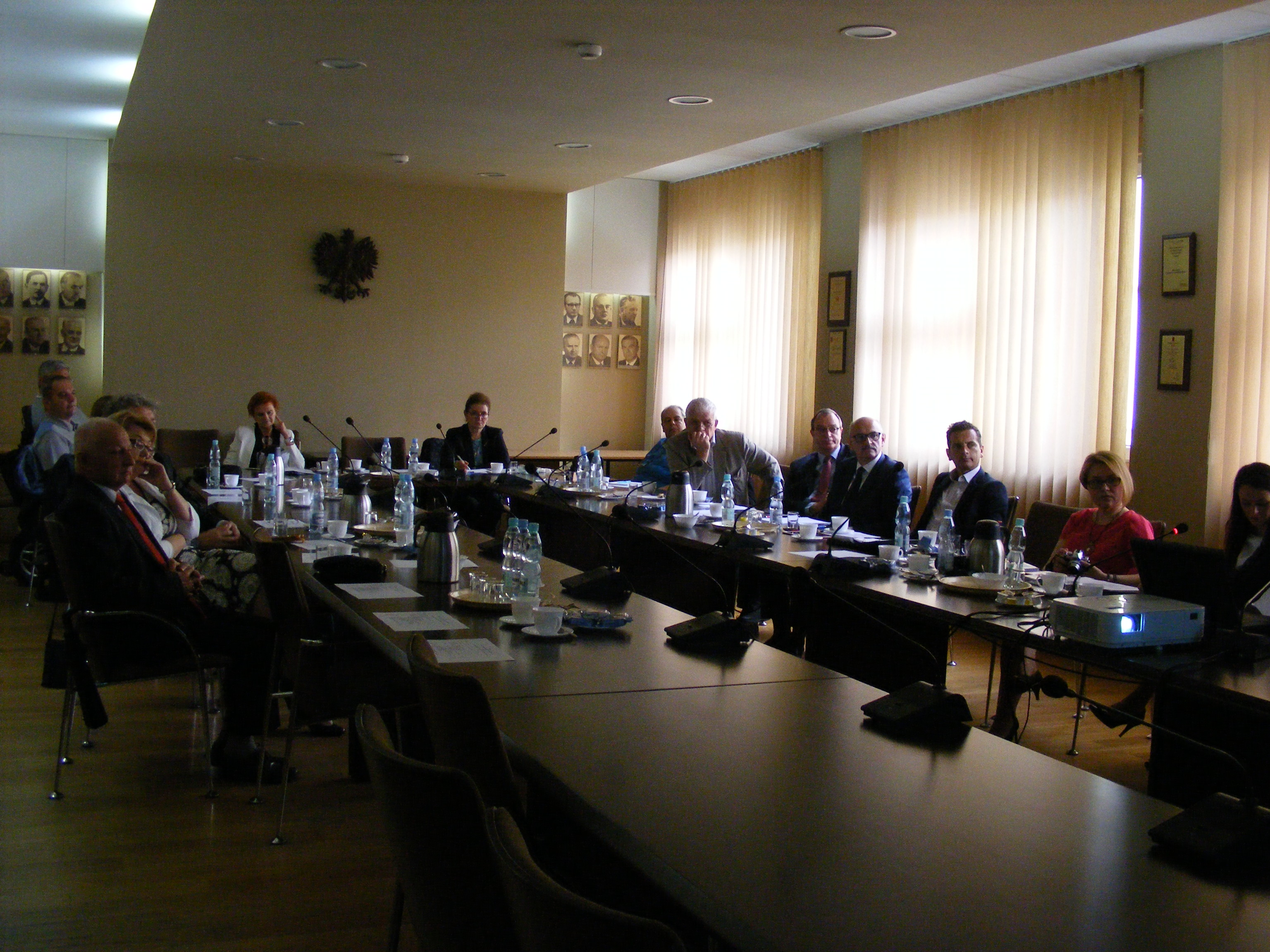 2017_Katowice_Coordonation and Technical group meeting_23 May
