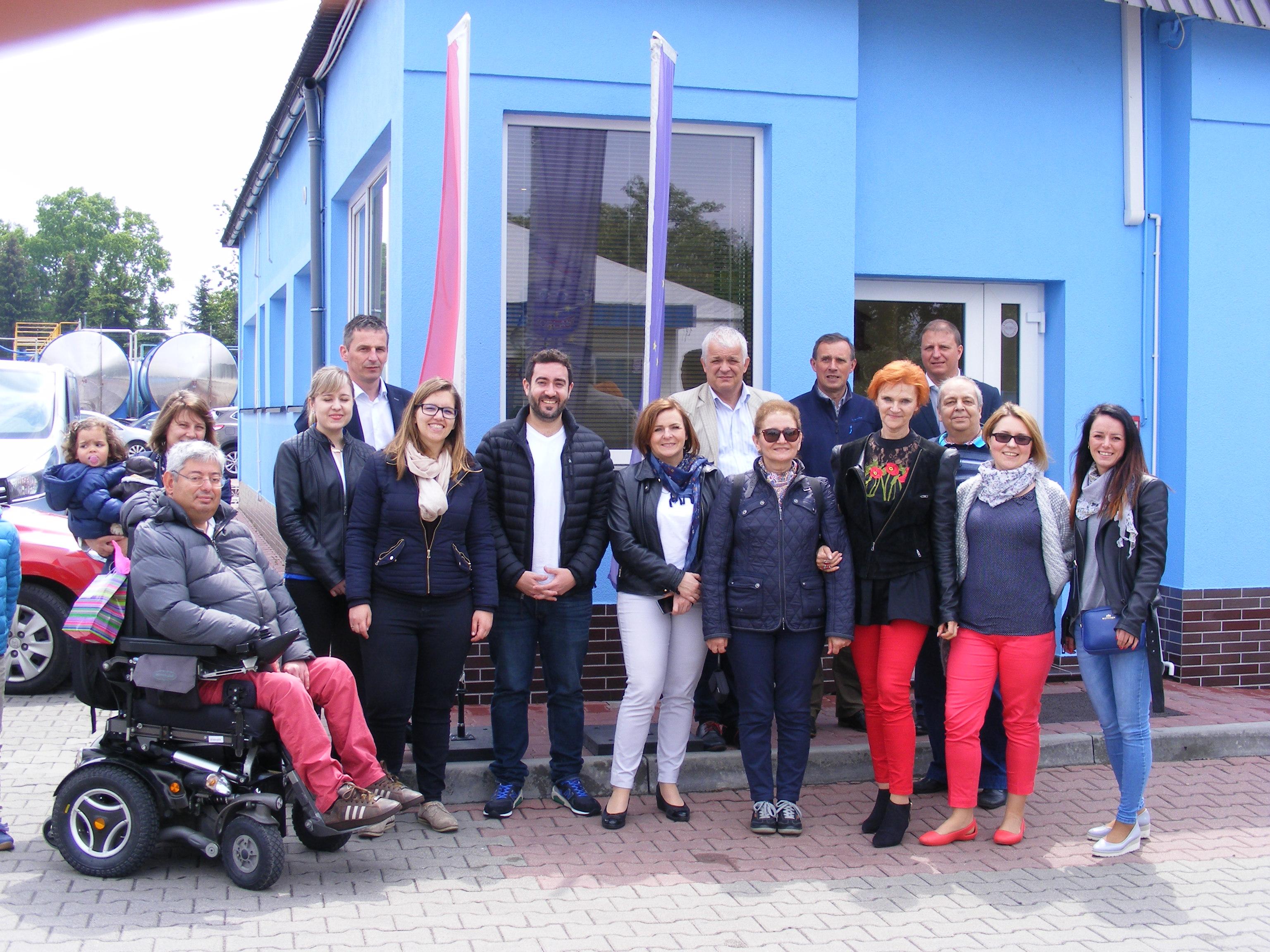 2017_Katowice_visit to partner ADW_25 May